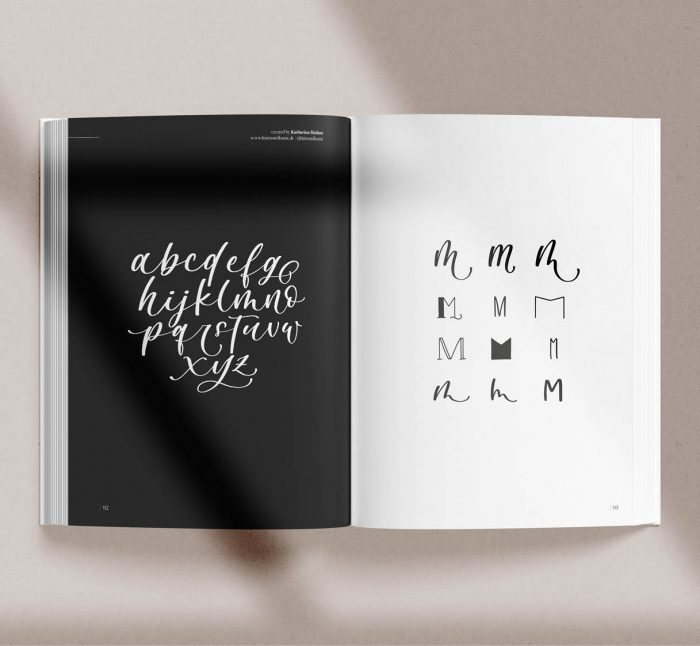 coffee table book the type book